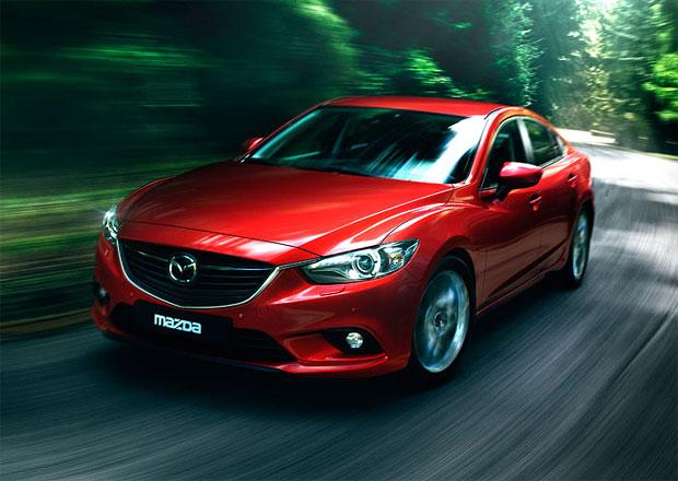 Mazda 6: Místo kupé je zvažován crossover