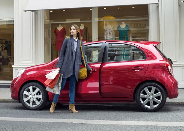 Nissan Micra ELLE: Módní stylovka za 271.900 Kč