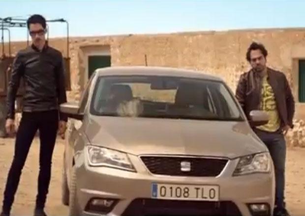Video: Nový Seat Toledo v první reklamě