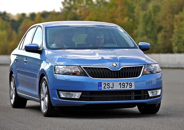 Škoda Rapid 1,2 MPI: Tříválcové jízdní dojmy