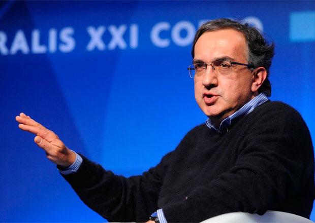 Sergio Marchionne: Lékem na problémy Fiatu jsou obří investice do Alfy Romeo a Maserati