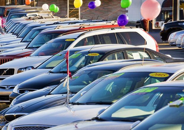 Dovoz ojetých aut do Česka v září meziročně vzrostl o 126 %