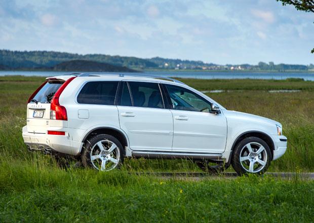 Volvo Car zastav� na t�den v�robu kv�li slab� popt�vce