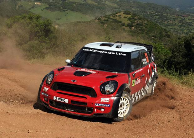 Mini odchází z MS v automobilových soutěžích