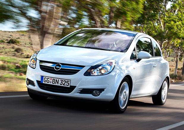 Opel Corsa: S úspornějším 1,3 CDTI ecoFlex a novým manuálem