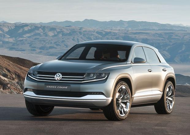 Volkswagen Polo SUV dorazí s přídí konceptu Cross Coupé
