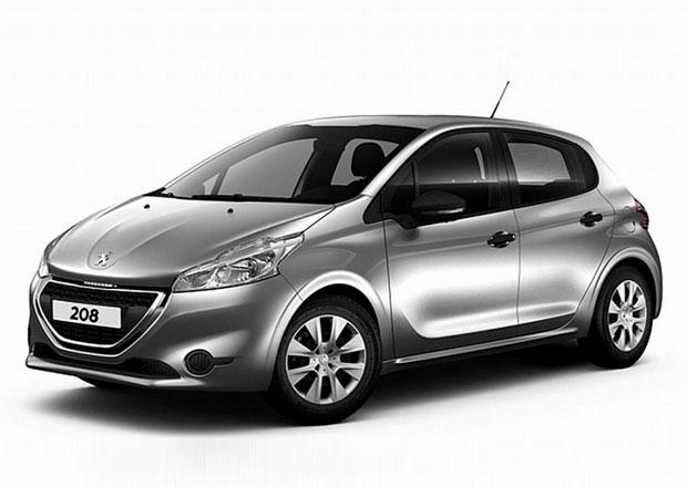 Peugeot 208 Affaire: Dobře maskovaný pracant