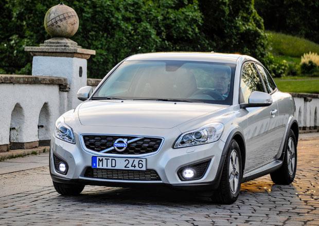 Volvo C30 odch�z� do automobilov�ho d�chodu