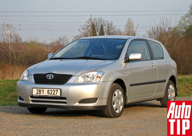 Bazar: Toyota Corolla E12/E13 - Moje corolla, můj hrad
