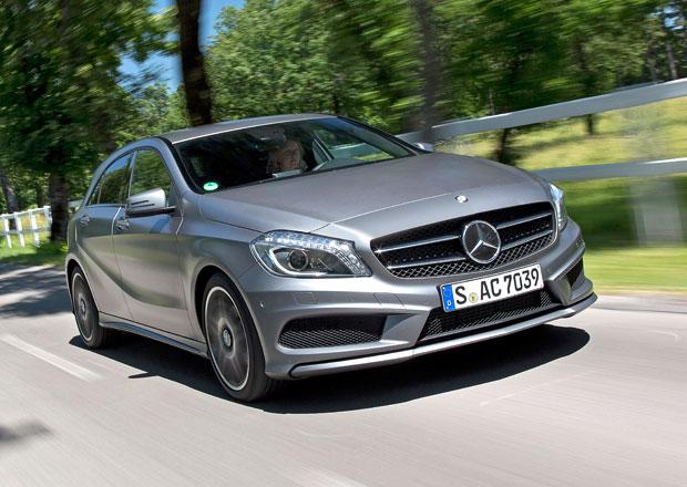 Mercedes A 180 CDI je nejúspornějším Benzem všech dob
