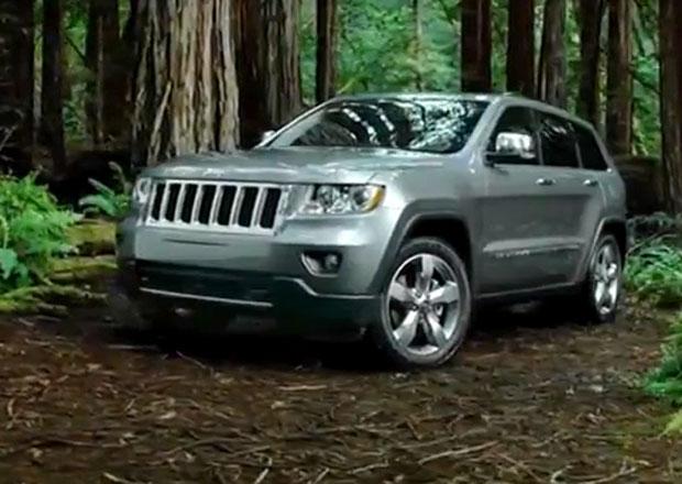 Video: Jeep Grand Cherokee je důležitější než Eminem a Clint Eastwood