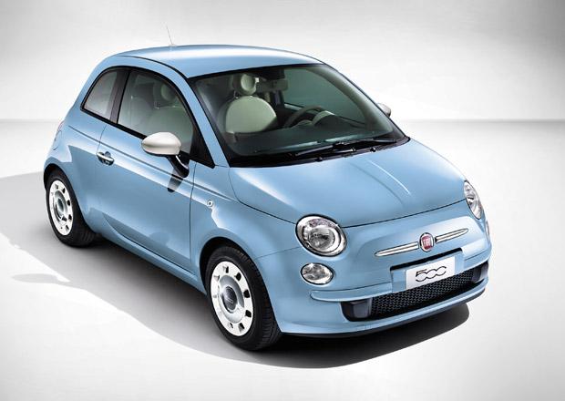 Fiat zvažuje samostatnou značku 500 konkurující Mini