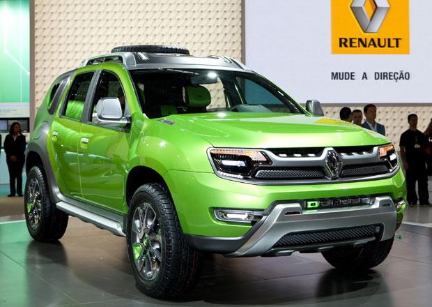 Dacia chystá velký facelift a nové motory pro Duster