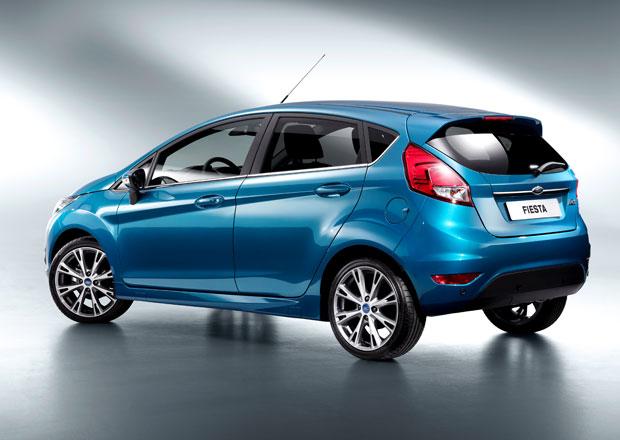 Nejprodávanějším malým autem v Evropě byl loni Ford Fiesta