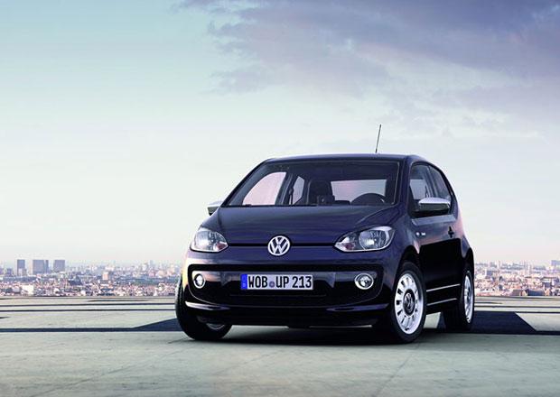 VW Up! dostane vzn�tov� dvouv�lec