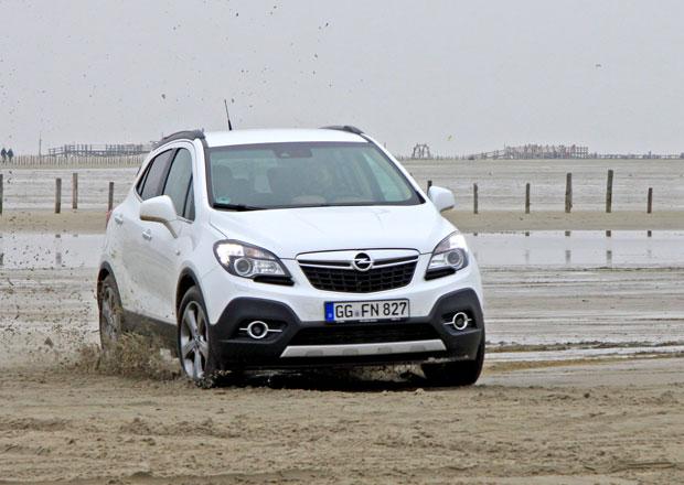 Opel Mokka: První jízdní dojmy