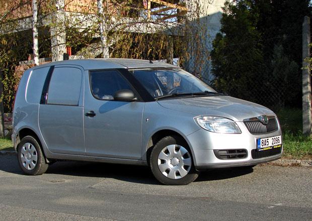 Bazar: Škoda Praktik 1.2 - Drží cenu