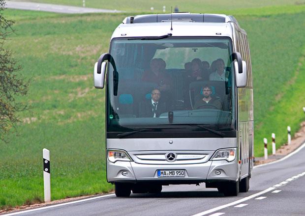 Jízdní dojmy: Mercedes-Benz Travego Edition 1 - Tichoučké svezení