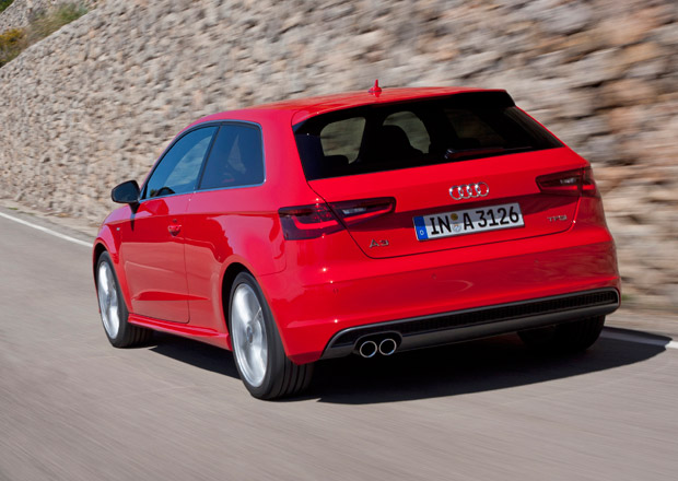 Nové Audi RS3 přijde v roce 2014, pětiválec zůstane