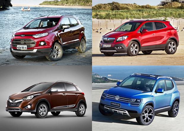 Design: Malá SUV – Trendy současnosti