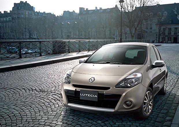 Renault v Japonsku vyprodává skladová Clia z Británie, říká jim Lutecia