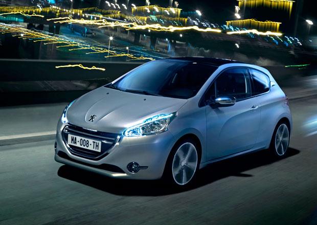 Peugeot 208 Ice Velvet: Nov� vrchol nab�dky za 400 tis�c