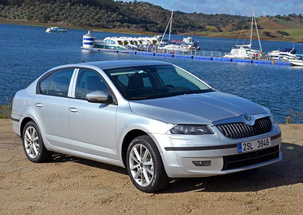 Nová Škoda Octavia III (2013) v 10 bodech