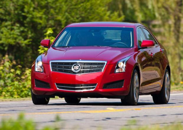 Cadillac ATS dostane i diesel, dvoulitrové biturbo od Opelu