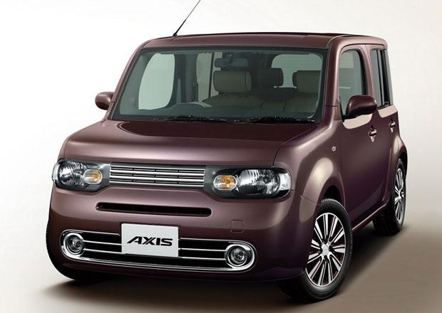 Nissan Cube: Japonská krychle prošla faceliftem