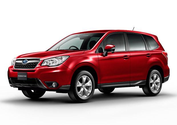 Subaru Forester oficiálně v nové generaci