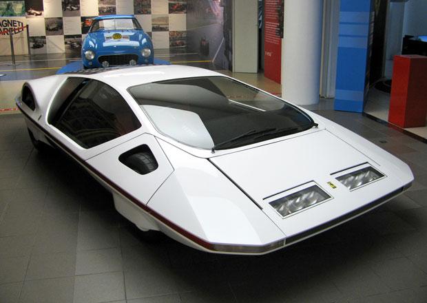 Muzeum Ferrari: Ve znamení nejlepších vozů Sergia Pininfariny (reportáž)
