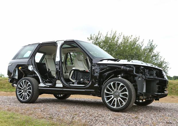 Náklady Jaguaru a Land Roveru sníží sdílení platforem