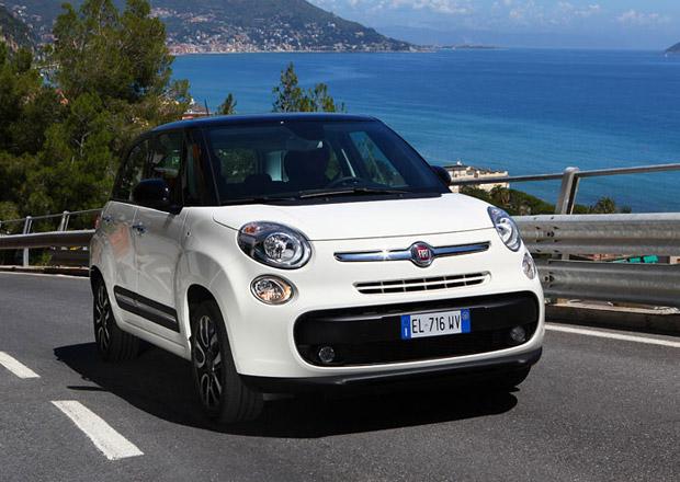 Fiat 500L 1,4T: 121 kW a dvouspojková převodovka jsou na cestě