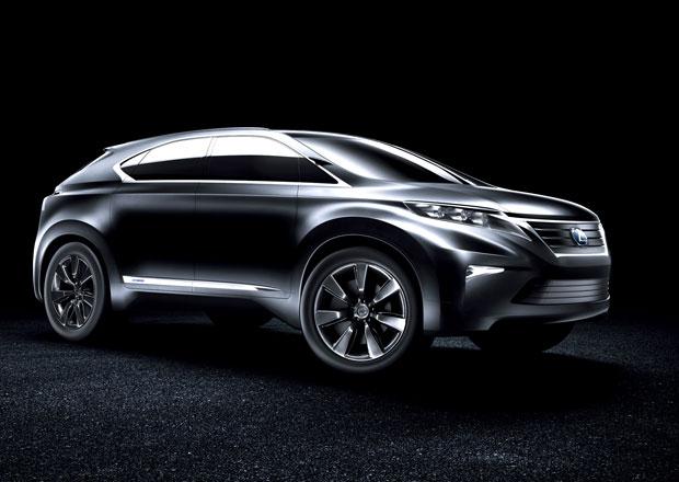 Lexus si registroval názvy nových modelů: NX 200t a NX 300h