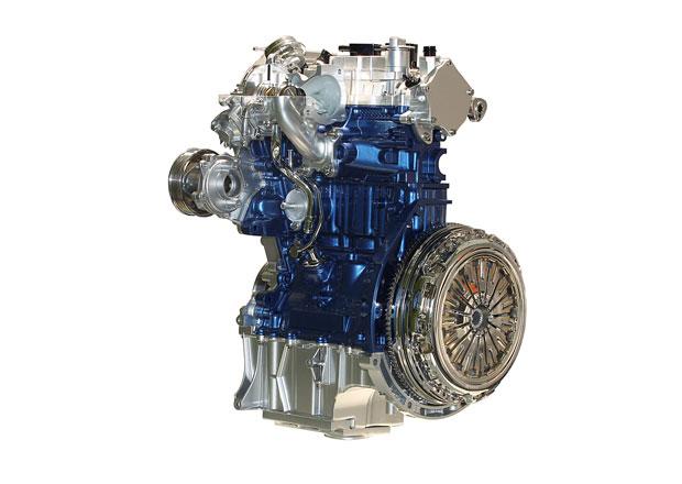 Tříválec EcoBoost od Fordu může mít objem až 1,5 litru a výkon přes 200 k