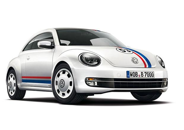 Volkswagen Beetle 53 Edition: Herbie je zpět