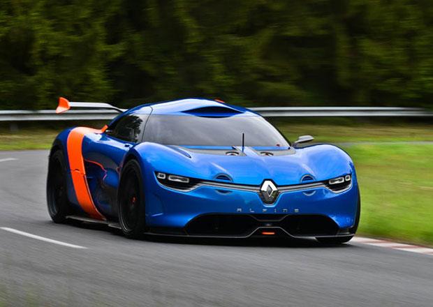 Caterham a Renault spolu postaví supersport