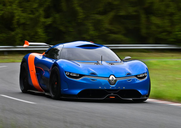 Caterham a Renault spolu postav� supersport