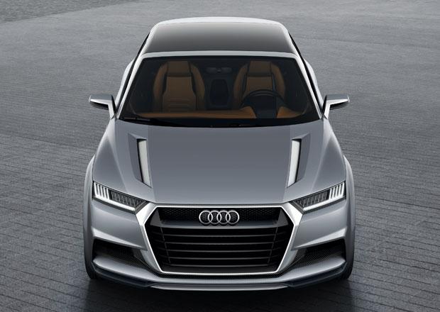 Audi chystá více designových rozdílů mezi modely