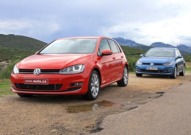 Volkswagen registruje už 40.000 objednávek na Golf VII