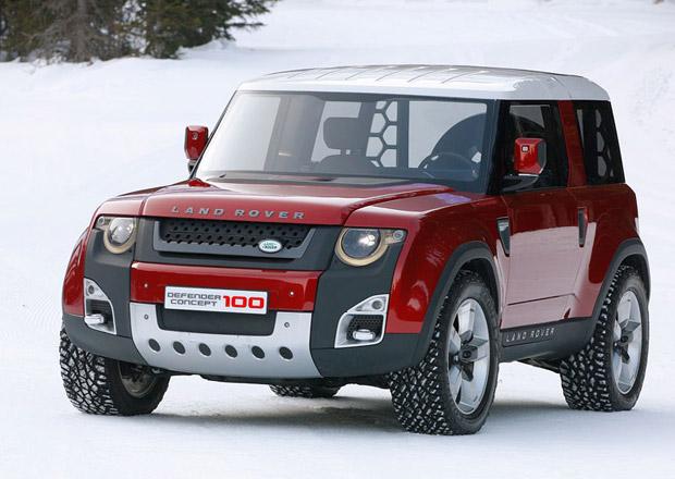 Expanze Land Roveru: 16 modelů do roku 2020