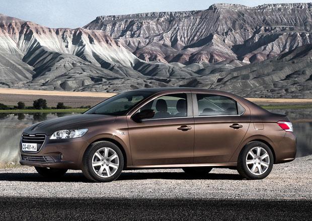 Peugeot 301 přichází na český trh, ceny začínají na 220.000 Kč