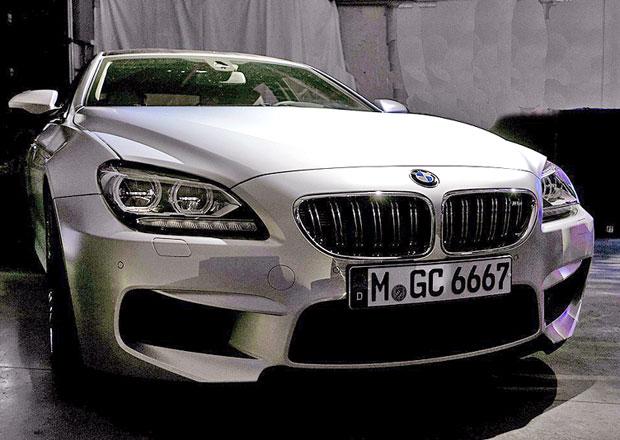 BMW M6 Gran Coupé odhaleno na VIP party
