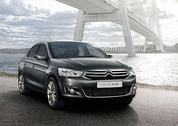 Citroën C-Elysée: Také bratr 301 zná své české ceny