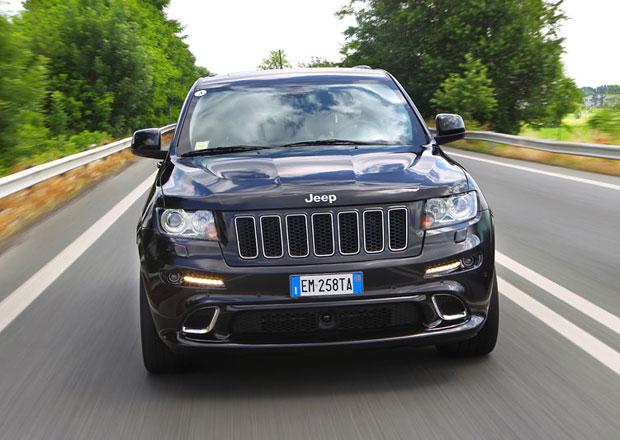 Jeep svolává 919 tisíc vozů, hrozí neúmyslná aktivace airbagů