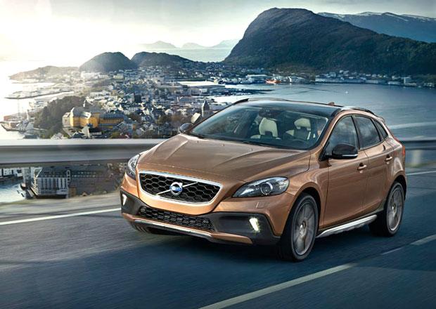 Volvo V40 Cross Country: České ceny startují na 622.000 Kč