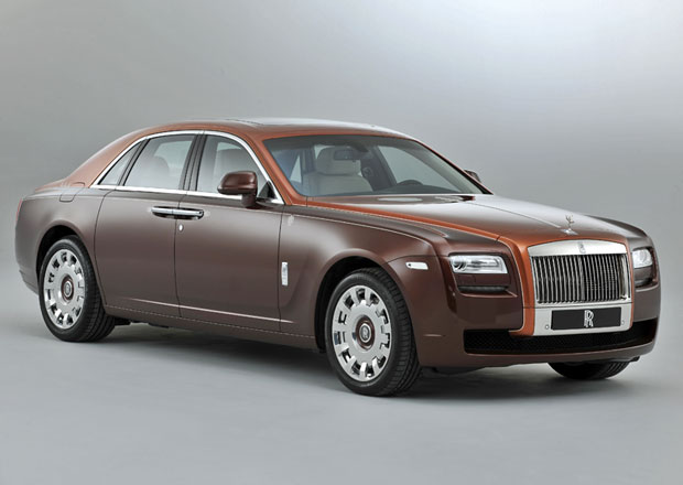 Rolls-Royce Ghost One Thousand And One Nights: Duch tisíce a jedné noci