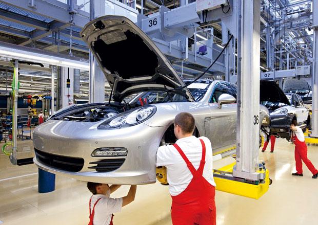 Porsche zatím neplánuje montáž v zahraničí