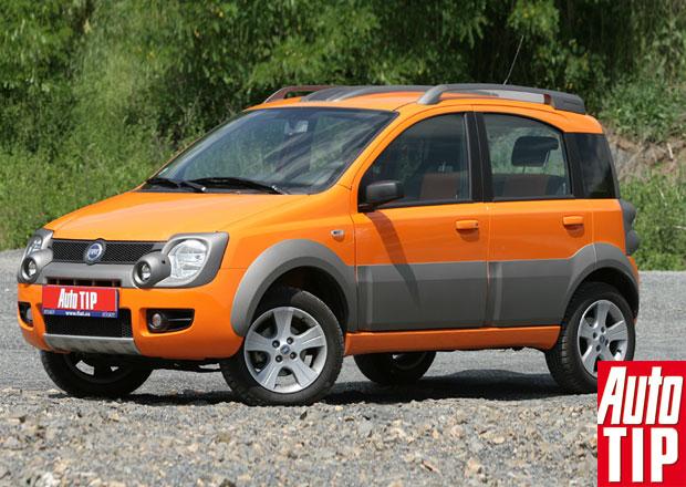 Bazar: Fiat Panda, krabička splněných přání