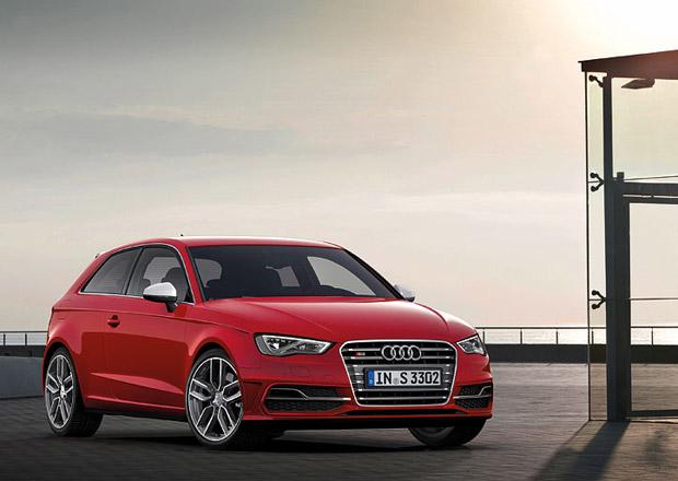 Audi S3 Sportback přijde příští rok